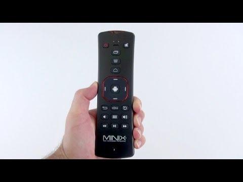 Minix A2 Gyro Remote Review
