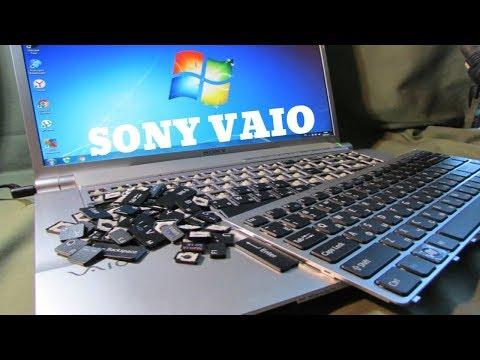 Клавиатура SONY VAIO. Как выбрать, заменить, что внутри.