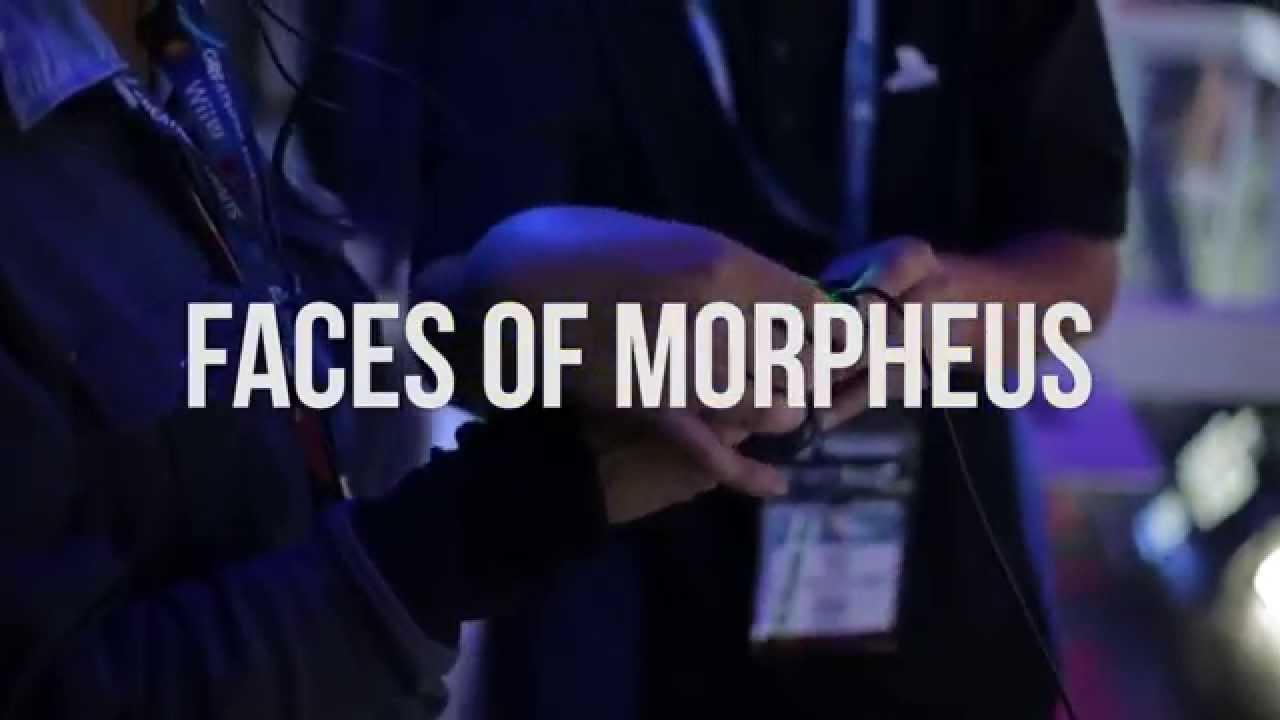 Le meilleur du Project Morpheus en action à l'E3 2014 – Vidéo