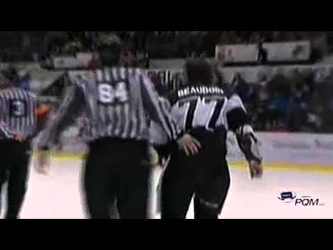 Olivier Caouette vs. Guillaume Beaudoin