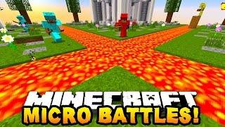 Minecraft Micro Battle | MECI NEBUN, Andy CASTIGA 1vs 4 | Ep #15