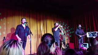 BBMAK live, More than Words (Belasco Theater, Los Angeles, Nov. 19 2018)