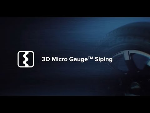 Micro Gauge™ Siping