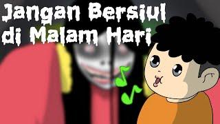 Download Video Kartun Lucu - DILARANG BERSIUL DIDESA KAKEK??? 🤔😗🎶🎵- Funny Cartoon - Animasi Indonesia MP3 3GP MP4