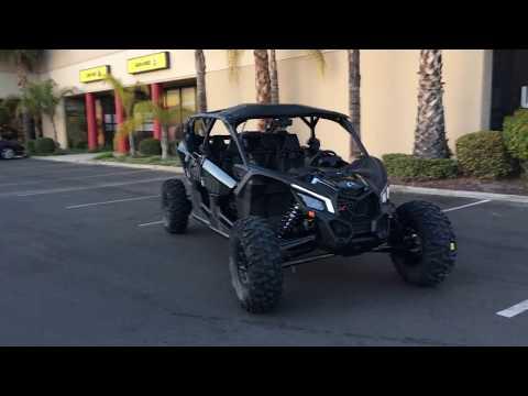 2018 Can-Am Maverick X3 Max X rs Turbo R in Murrieta, California
