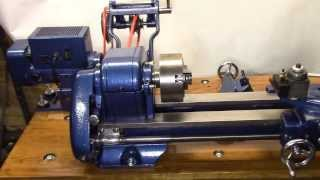 Atlas 618 Lathe Restoration (Craftsman 101.xxxx) Part 8 Of 8