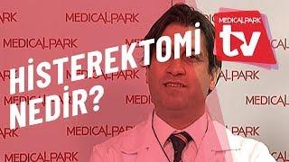 Histerektomi Nedir   Medical Park   TV