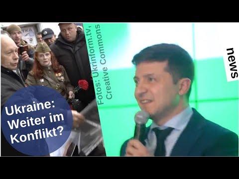 Ukraine: Weiter (nur) im Konflikt? [Video]