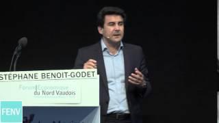 #FENV2014 | 9. Présentation par Stéphane Benoit-Godet