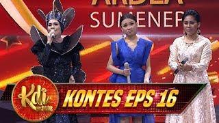 Tantangan Netizen DISIKAT! Ardea Feat Iyeth Bustami [IJUK] - Kontes KDI Eps 16 (27/8)