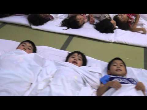 ともべ幼稚園「おやすみなさい」