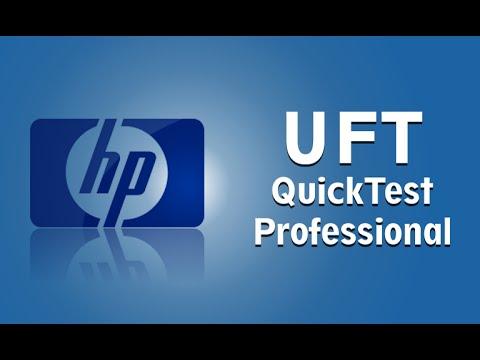QTP Online Training | HP UFT Online Training tutorial day 1 - YouTube
