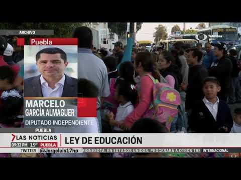 #VÍDEO En entrevista con Arturo Luna platico sobre la iniciativa que presenté para reformar 5 artículos confusos en la #LeydeEducación.