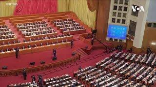 中國人大正式表決通過港版國安法