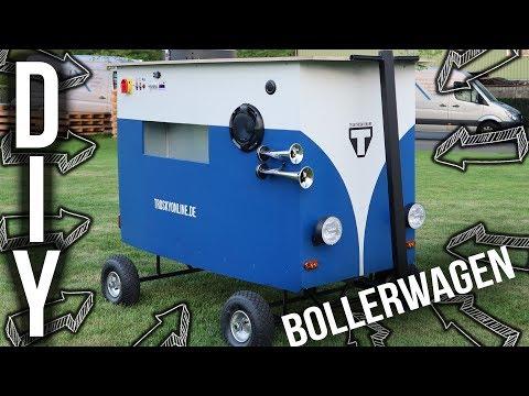 Der geilste Bollerwagen für Vatertag - Wir bauen einen Bollerwagen DIY