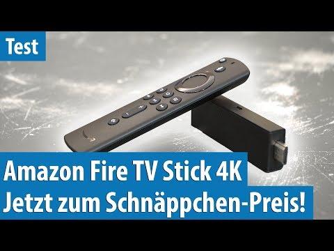 Amazon Fire TV Stick 4K im Test: Der Alleskönner jetzt zum Schnäppchen-Preis!