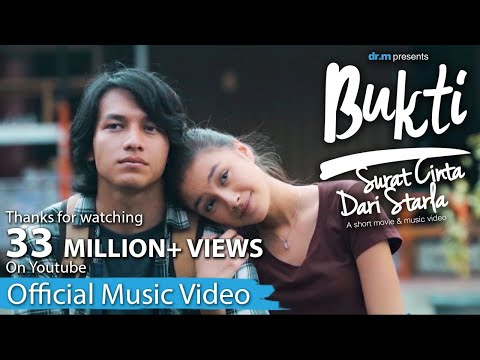 , title : 'Virgoun - Bukti (Official Music Video)'