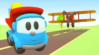 El Avión - Leo El Camión   El Reino Infantil