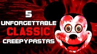 5 Unforgettable Classic Creepypastas