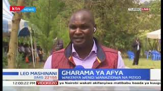 Gharama ya afya : Watoto wasiojiweza wafadhiliwa