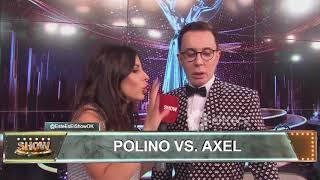 Marcelo Polino Le Puso Los Puntos A Axel, El Cantante
