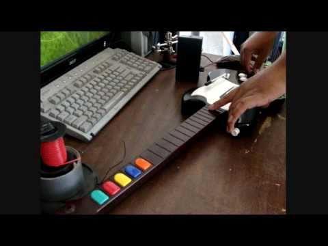 Guitar Hero Becomes Synthesiser Hero
