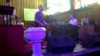 Jukebox The Ghost - Half Crazy / Nobody (3-19-11, Central Presbyterian Church, Austin).