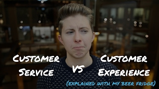Customer Service Vs. Customer Experience: Explained With A Beer Fridge