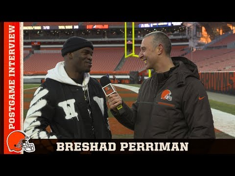 Breshad Perriman on His Rhythm w/ Baker Mayfield | Cleveland Browns
