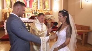 Teledysk Ślubny-Paulina i Łukasz