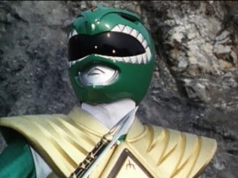 Green Ranger joins the Power Rangers | Mighty Morphin Power Rangers