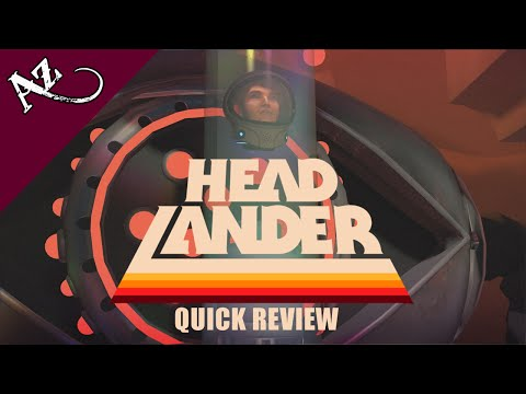 Headlander – Quick Game Review video thumbnail