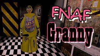 FNAF Granny Full Gameplay