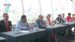 Михайло Цимбалюк презентував кандидатів у депутати від «Батьківщини» до Львівської міської ради