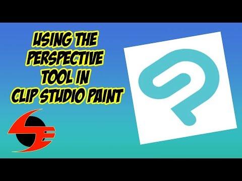 Using The Perspective Tool In Clip Studio Paintluis