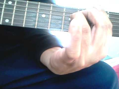 G#dim7 - Guitar Chord