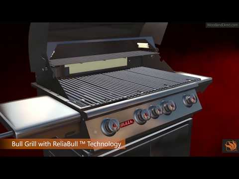 Bull Outdoor Grills ReliaBULL Technology