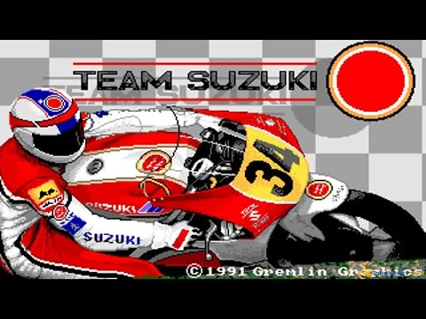 Team Suzuki PC