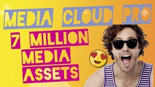 Media Cloud Pro Review💥Over 7 Million + Searchable Media Assets💥Stock Images & Stock Videos 💥