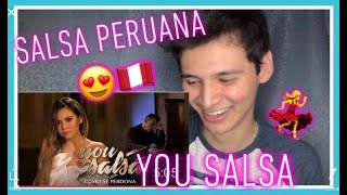 """""""Como Se PERDONA""""   You Salsa Video REACCIÓN"""