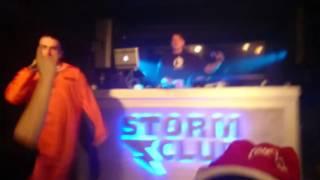 Video RAsputin-RAspiča Live (Storm/Praha 19.12. 2015)