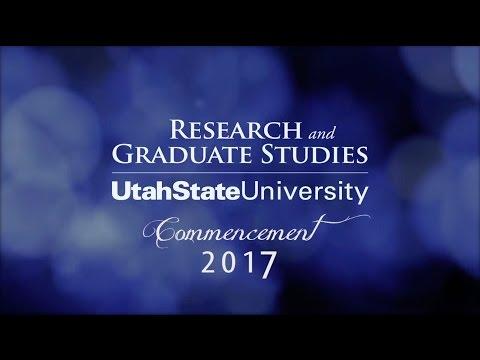 2017 Graduate Commencement - Utah State University