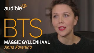 Behind the Scenes with Maggie Gyllenhaal