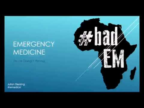 Emergency Medicine: You're Doing It Wrong – Listen to Director Fleming's podcast