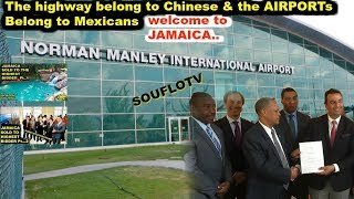 Mexicans and Chinese own Jamaica it
