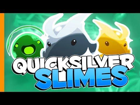 QUICKSILVER SLIMES // Slime Rancher - Part 9