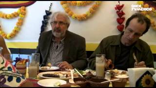 En materia de pescado - Tixtla, El buzo y Restaurante Quintonil