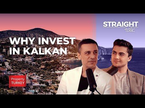 Why buy property in Kalkan?