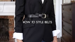 Everything You Need To Know About Belts