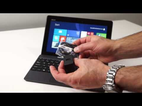 ASUS Transformer Book T100 Windows 8.1, Intel Bay Trail Tablet Review